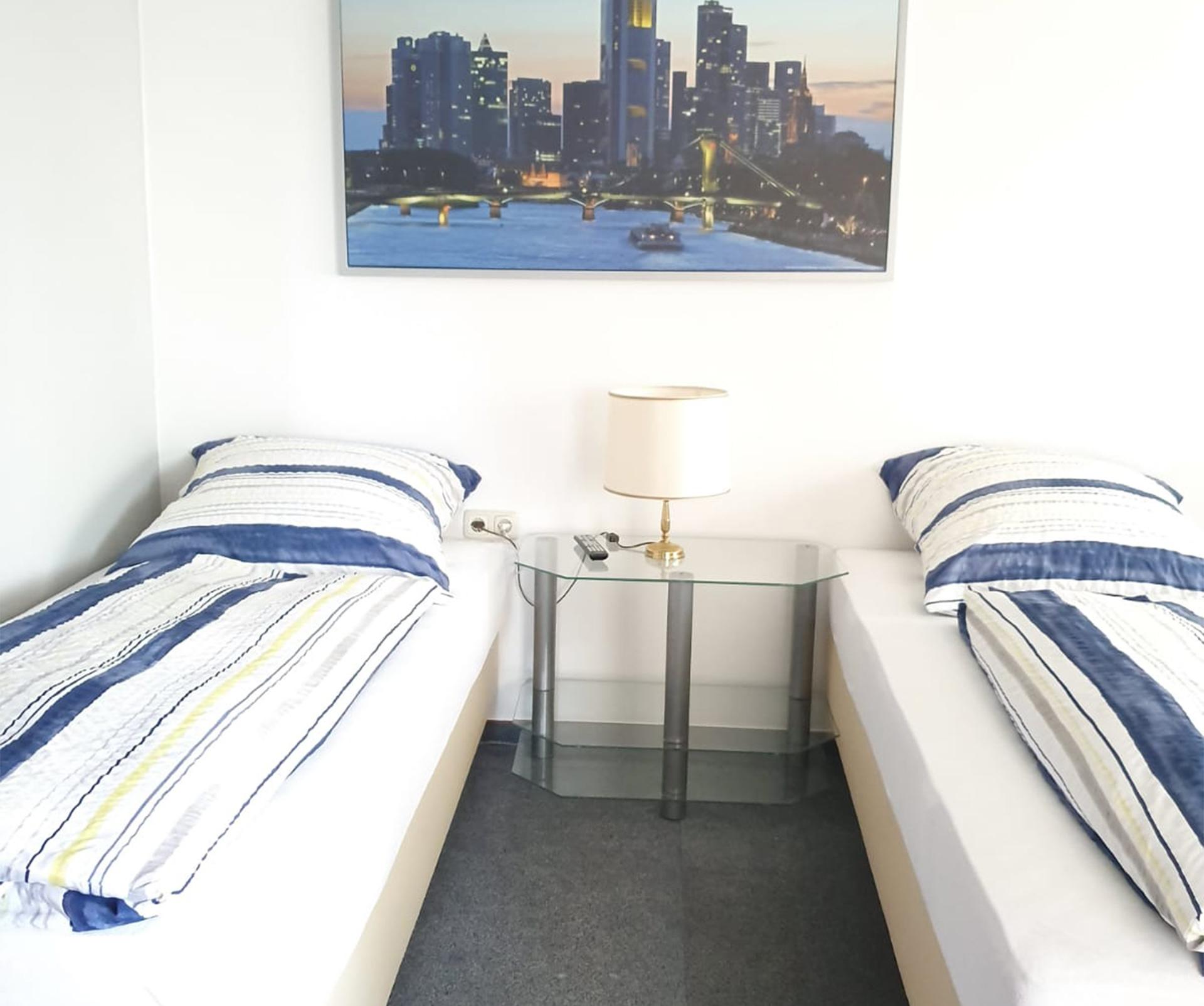 Hotel Mühlheim Doppelzimmer